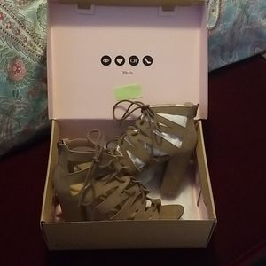 Beautiful strappy Sandal heels
